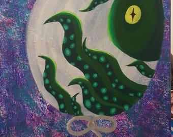 Balloon Animals - Octopus