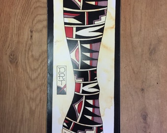 a3 height Hopi arm and leg