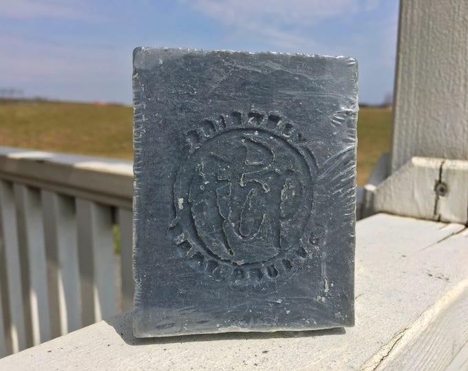 Soap - Peppermint Charcoal Soap