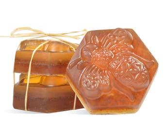Honey Facial Bar Soap
