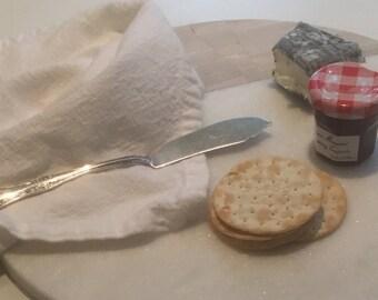 Vintage Silver-plated Butter Spreader