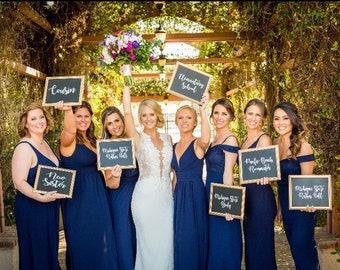 Bridesmaid Signs