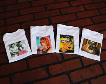Set of 4 Love the 80's Baby Bodysuits in Gift Box