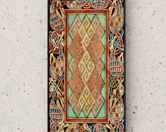 Phone Cover -  iPhone,Samsung Galaxy,  & more - Celtic Design - Illustration - Cover - Mobile Phone