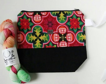 Nox Yarn Co and HKNT collaboration kit, limited edition, Jolly Christmas