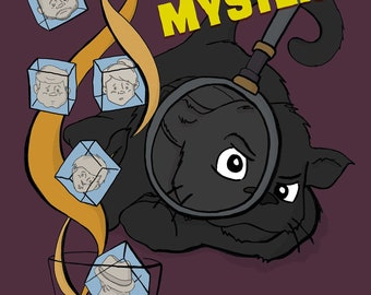 Tails of Mystery Issue 1 - Comic Book