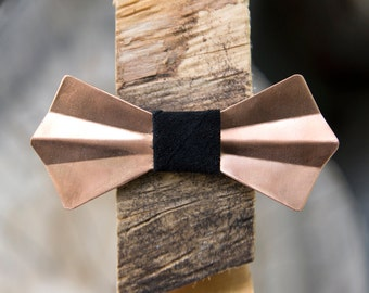 Metal Bow Ties