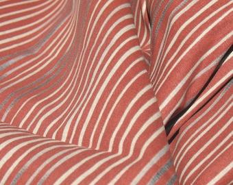 Burnt Sienna - IKEA Sallskap Cotton Fabric