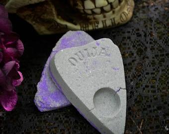 Ouija Planchette Bath Bomb~Bath Bombs~Horror Bath Bomb~Ouija Board Bath Bomb