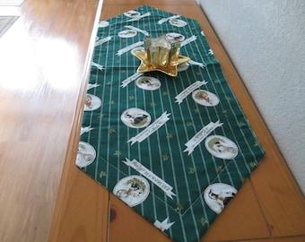 Merry Reindeer Table Runner