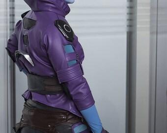 Peebee Mass Effect Andromeda Cosplay Costume Asari