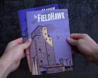 The FieldHawk - Comic Book