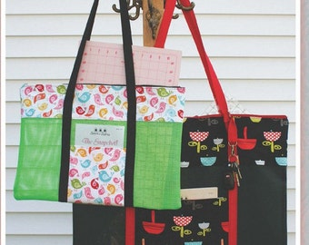 A Quilter's Pack N Play Screen Mesh Pattern