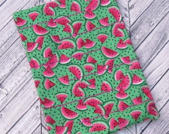 Marble Maze - Watermelon Pattern on Green