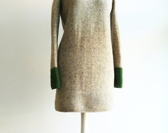 Sweater baby alpaca wool (more colors)