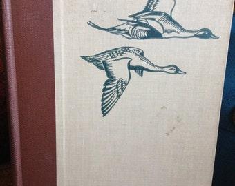1936 Birds of America Vintage Book
