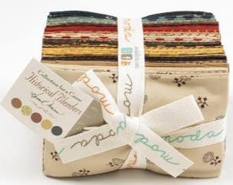 Collection for a Cause - Historical Blenders By Howard Marcus for Moda Fabrics - 40 Fat Eights in Bundle
