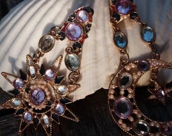 Nyx Goddess Earrings