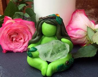 Green Earth Goddess