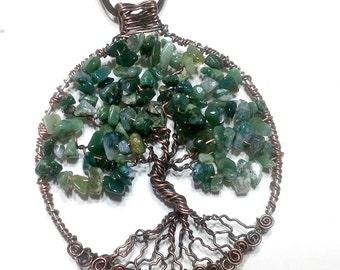 tree of life - wire tree of life -  new home housewarming gift - tree hugger - tree of life art - New homeowner - rustic nature tree decor