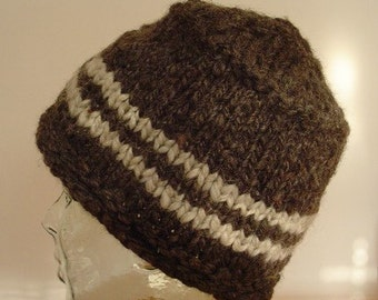The Guy Hat - Knitting Pattern - PDF - Instant Download