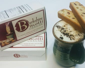 4 Piece Biscotti Sampler