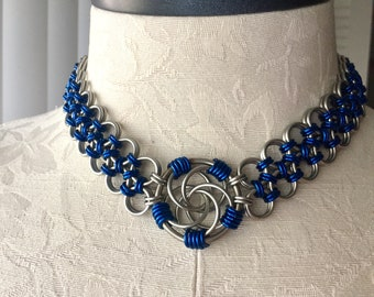 Blue and Steel Collar