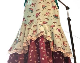 Fairy dress, size US 6/ Europe 116