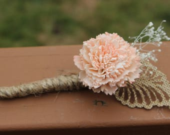 Boutonniere - Wedding, Homecoming, Prom