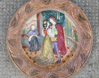 Beswick ROMEO and JULIET Plate