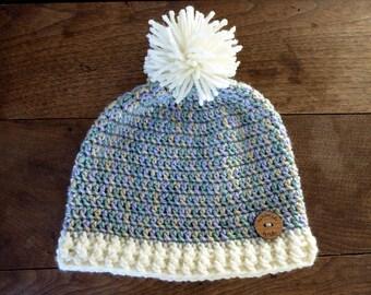 Double Crochet Beanie