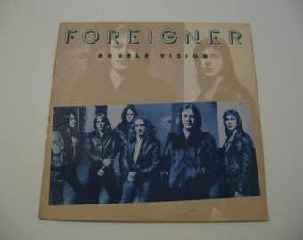Foreigner  -  Double Vision  - Circa 1978