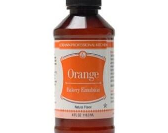 Lorann Bakery Emulsion - Orange / 4 fl. oz.