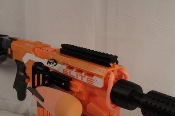 Star Wars Rogue One Nerf Imperial Death Trooper Deluxe Blaster - Walmart.com