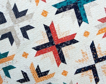 Hope Valley Quilt Paper Pattern