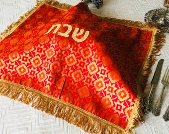 challah cover handmade meaningful and beautiful Jewish gift