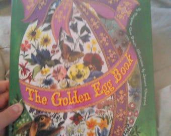 The Golden Egg Book ( 1983 Hardcover )