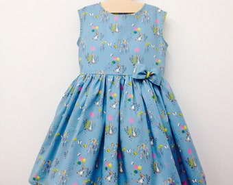 Peter rabbit Easter dress