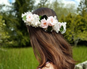 Everlasting Flower Crown