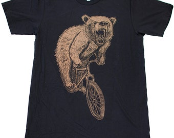 Bear on bicycle etsy search results publicscrutiny Gallery