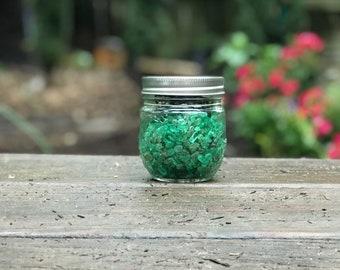 Bergamot bath crystals