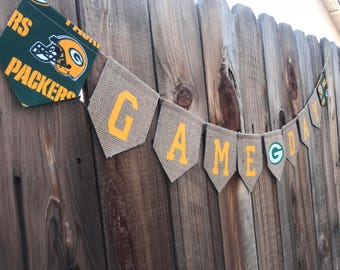 NFL Greenbay packers gamed banner, sports, football, banner, NFL, Greenbay