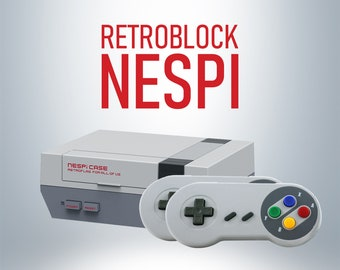 RetroBlock NESPi - The Ultimate Retro Gaming Console