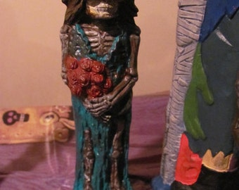 Halloween: Female skeleton