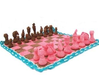 Chess Set PATTERN
