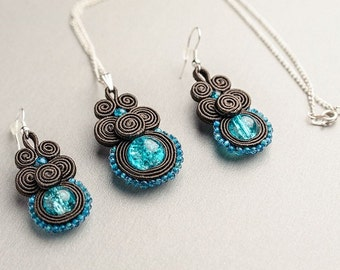Euphoria - soutache set