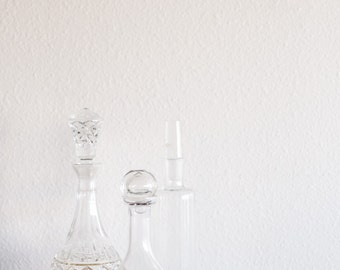 Styled Stock Photo, Vintage Decanter Product Photography, Crystal Decanter Photo, Vintage Carafe Picture, Bar Cocktails Custom Stock Photos