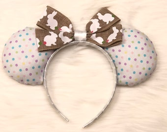Easter Bunny Mouse Ears