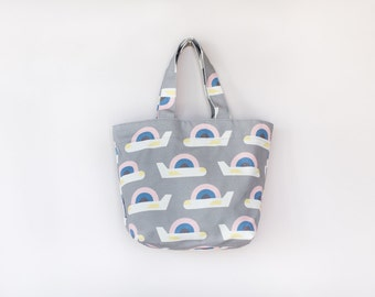 Airplane Lunch Bag // Kids Lunch Bag