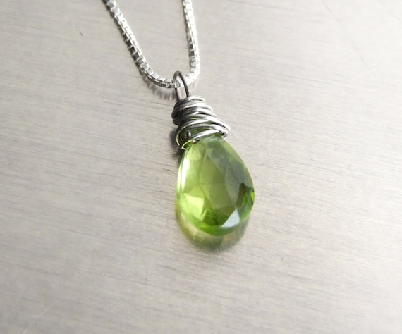 sterling hover mv zoom en with topaz peridot necklace to silver kay cut kaystore cushion zm
